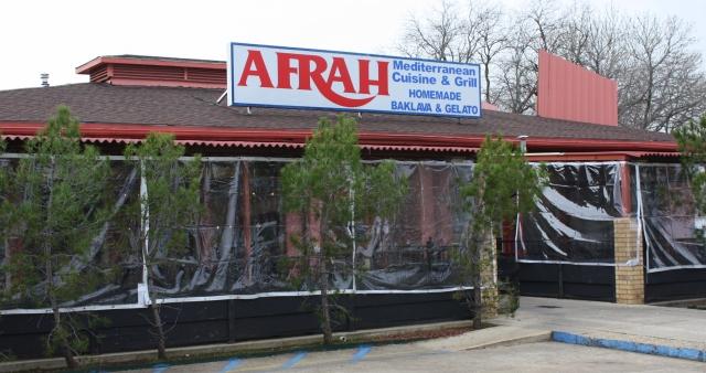 Afrah Mediterranean Cuisine & Grill, 314 E Main St, Richardson