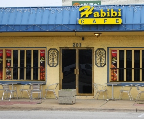 Habibi Cafe, 102 N McKinney, Richardson