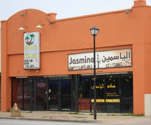 Jasmine Market Cafe, 107 E Main St, Richardson