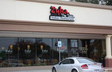 Zyka Indian Restaurant, 100 S Central Expy, Richardson
