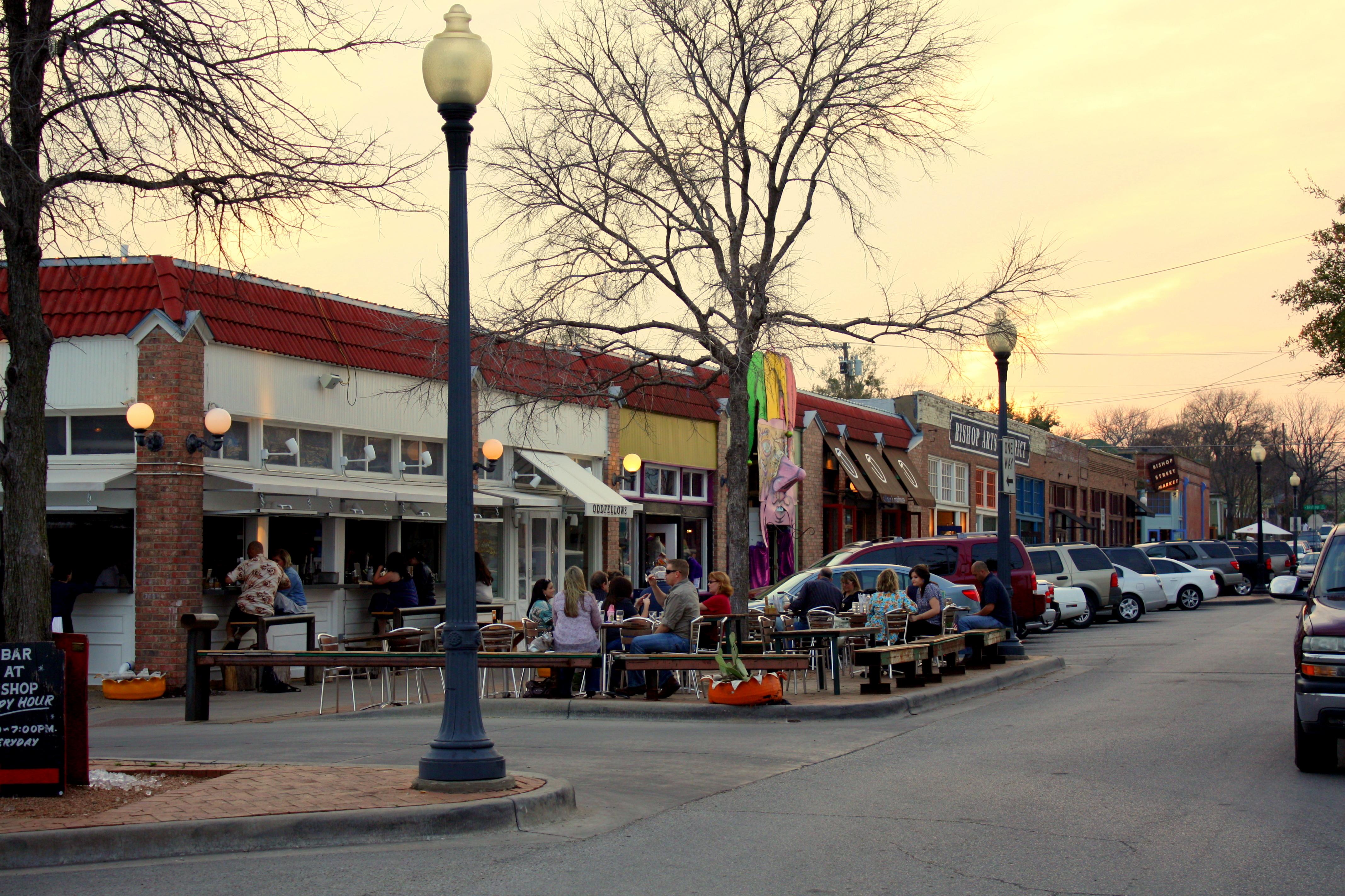 Restaurants In Bishop Arts District Dallas Tx