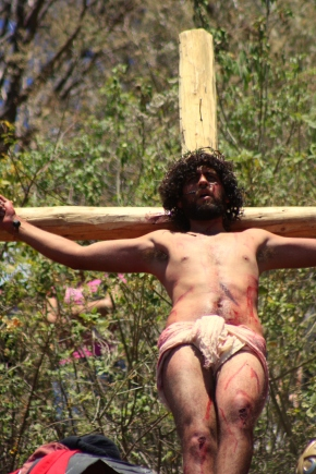 Ajijic Passion play 2012 43