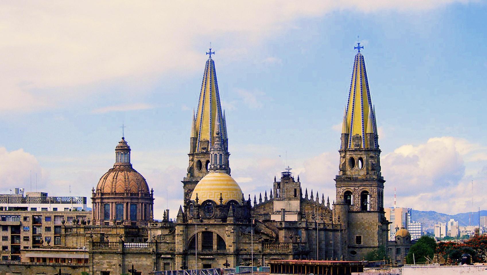 Cathedral Guadalajara Antonio Rambl 233 S Travels