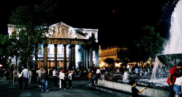 Teatro Degollado, Guadalajara