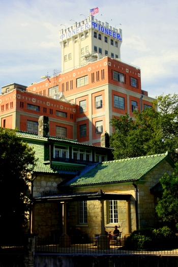 Pioneer Flour Mill & Guenther House Restaurant, San Antonio, TX