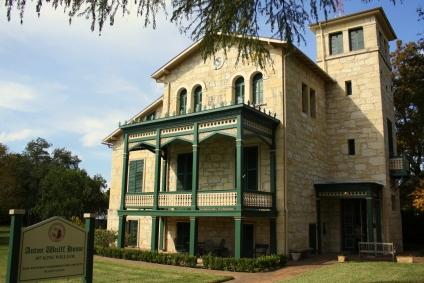 King William Historic District home, San Antonio, TX