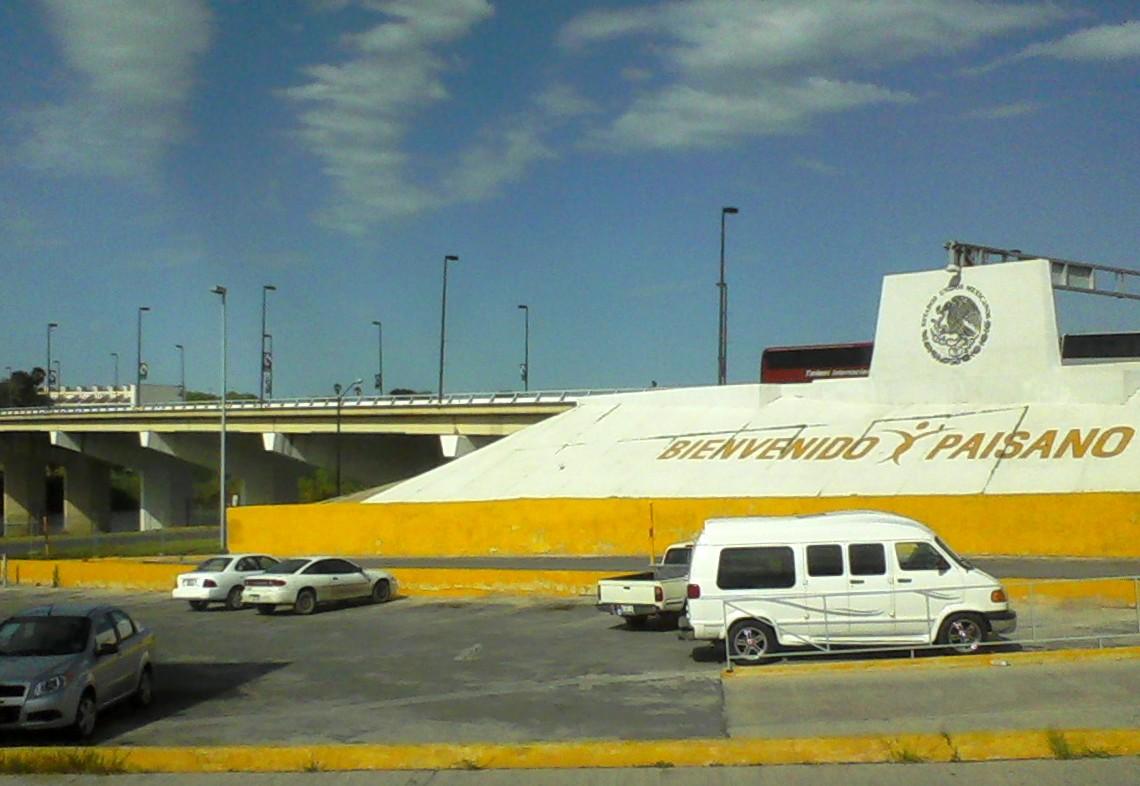 To Mexico By Bus Antonio Rambl 233 S Travels