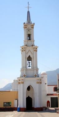 Parroquia, San Luis Soyatlan