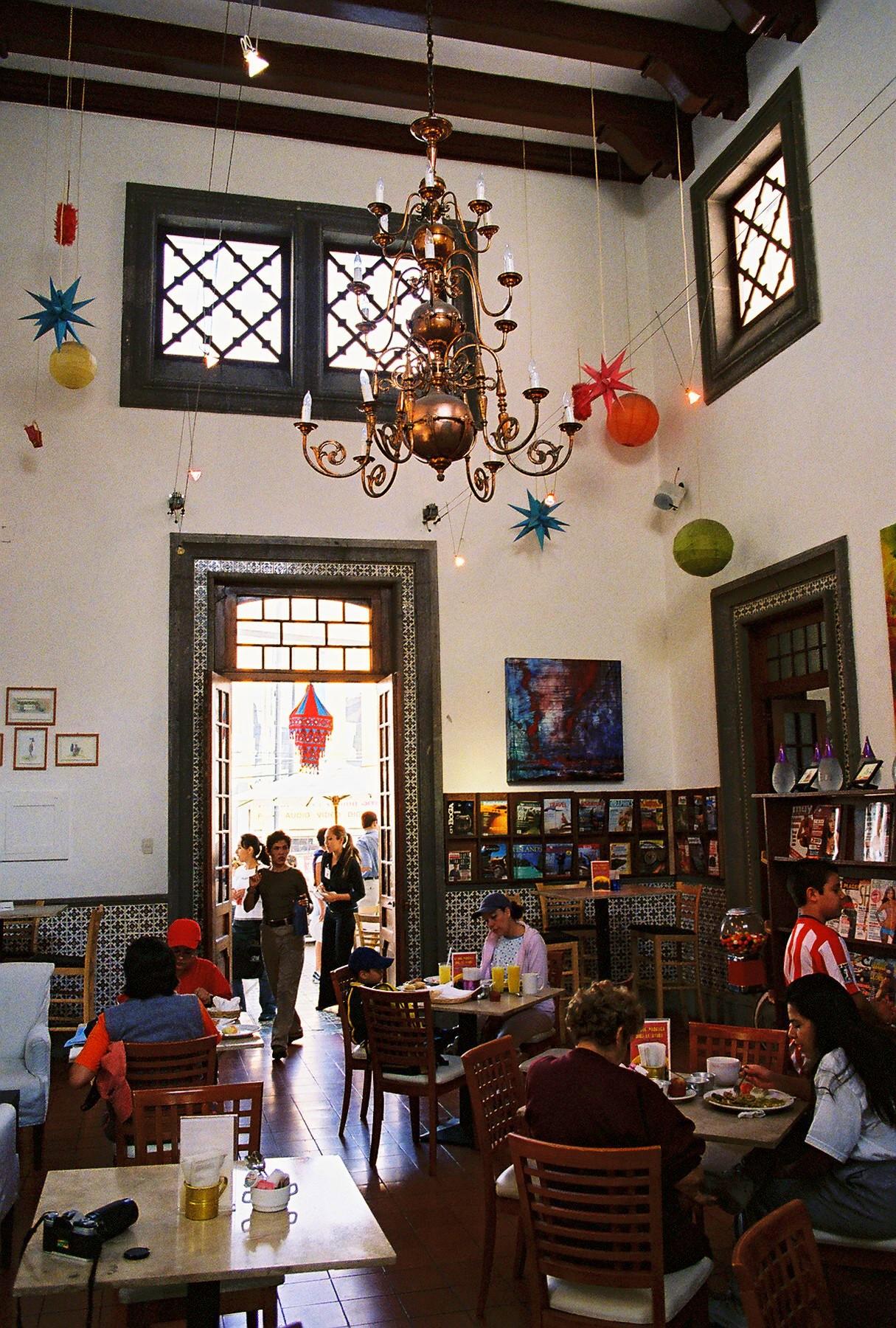 Chai Restaurant Guadalajara Antonio Rambl 233 S Travels