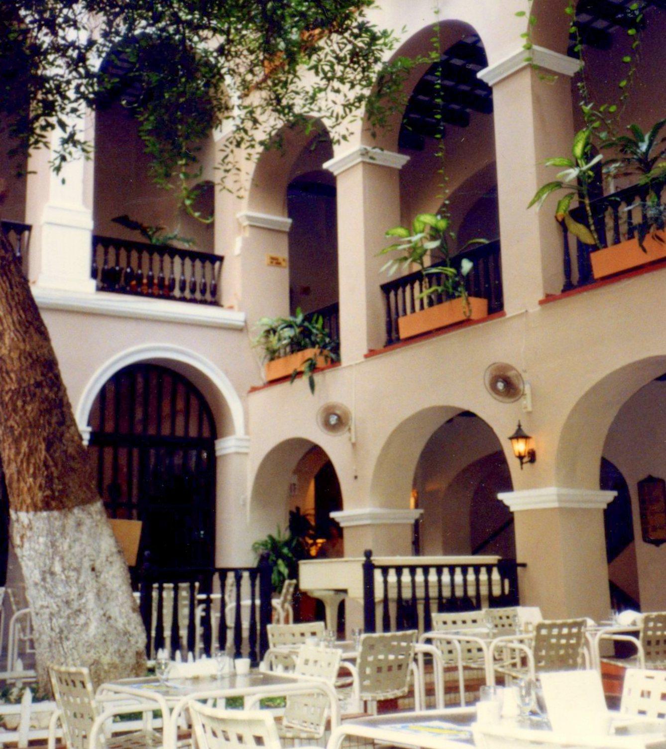 Old San Juan Hotel El Convento