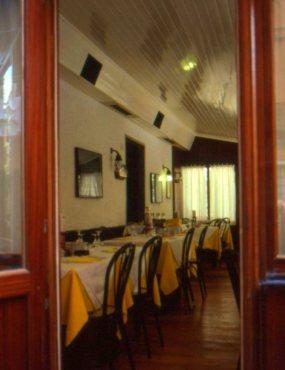 Restaurant, Porto Venere, Italy