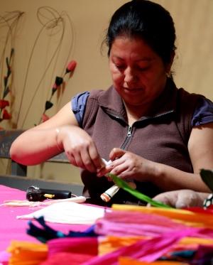 San Cristóbal Zapotitlán artisans 21