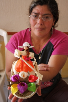 San Cristóbal Zapotitlán artisans 28