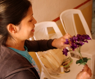 San Cristóbal Zapotitlán artisans 32