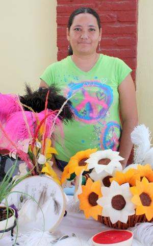 Sandra Luz, Friday Artisans Market Ajijic