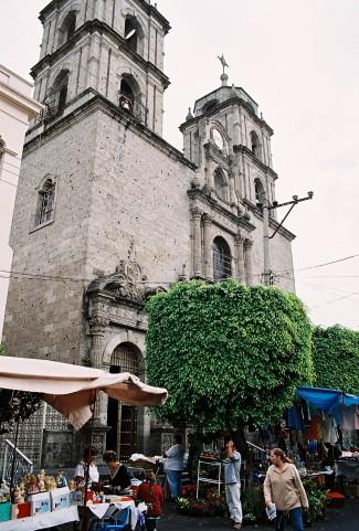 Santa Teresita parish church, Guadalajara