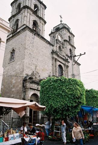 Santa Teresita parish church, Guadalajara