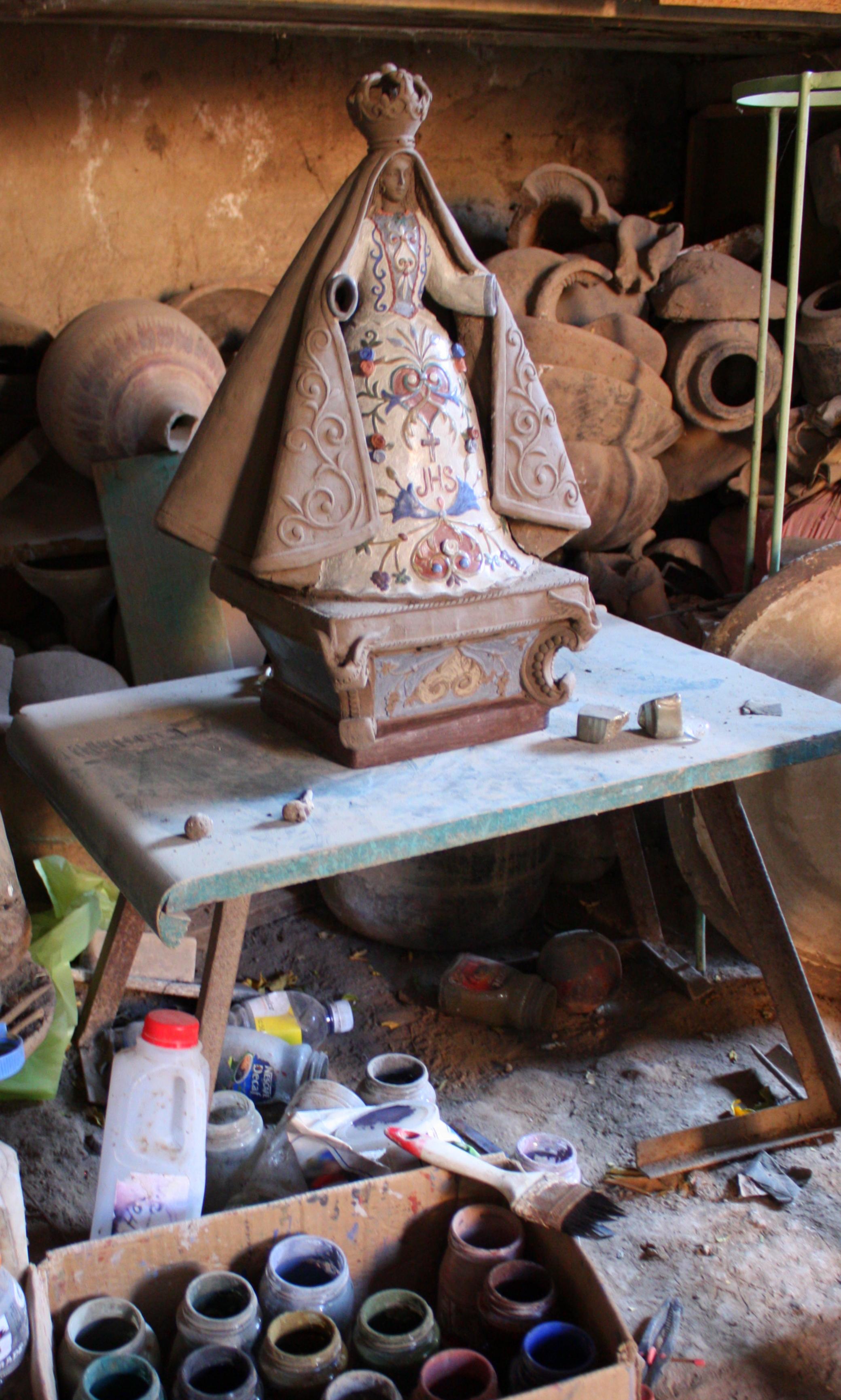 Mexican native artisan antonio rambl s travels - Antonio martin morales ...