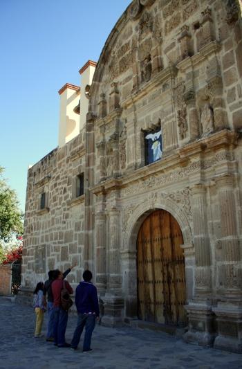 San Juan Evangelista 2013-02-15 03 church facade