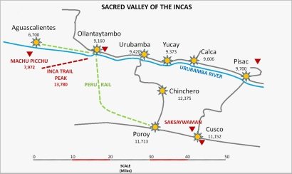 02 Sacred Valley map