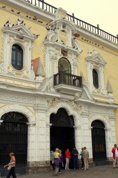 San Francisco Convent, Lima, Peru