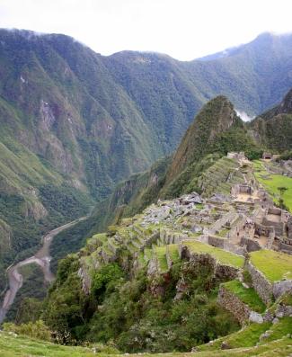 Machu Picchu 01