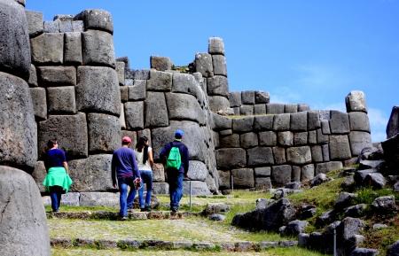 Ruins at Saksawywaman