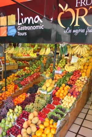 San Ysidro Market, Lima, Peru