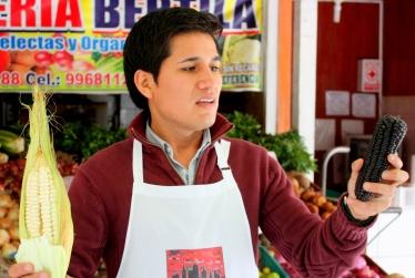 Lima Gourmet Company's guide David Candia