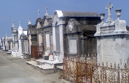 Lafayette Cemetery, Garden District, New Orleans