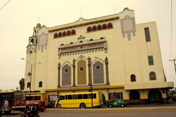 Teatro Alameda, San Luis Potosí, México
