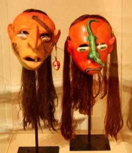 Museo Nacional de la Mascara, San Luis Potosí, Mexico