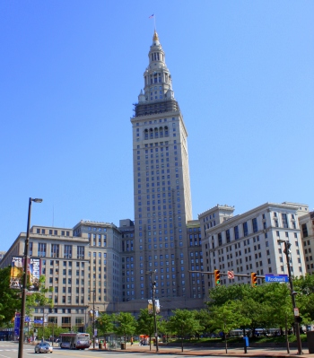 Terminal Tower, Public Square, Cleveland