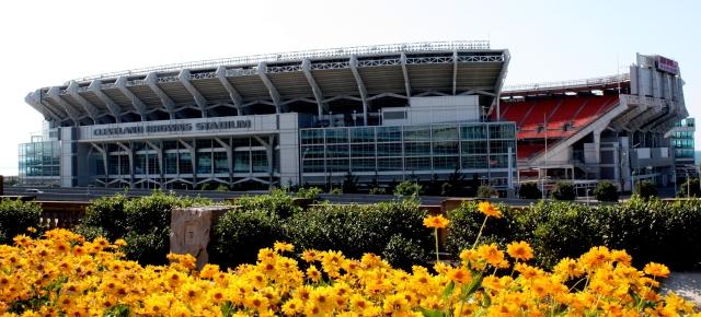 Browns Stadium, Cleveland