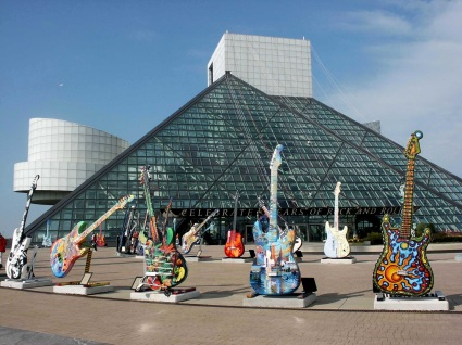 Rock 'n' Roll Hall of Fame, Cleveland