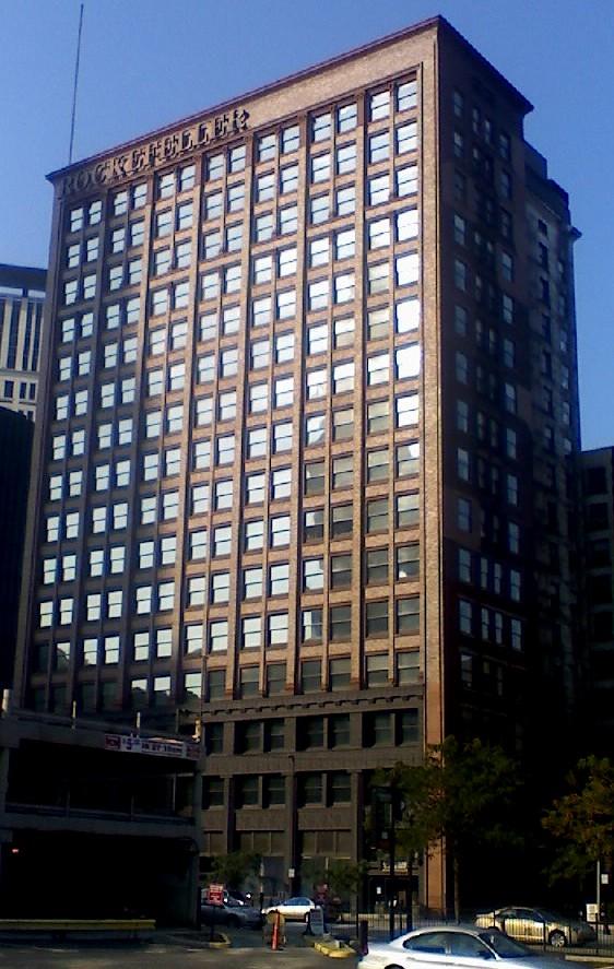 Rockefeller Building Cleveland Antonio Rambl 233 S Travels
