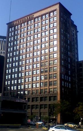 Rockefeller Building, Cleveland