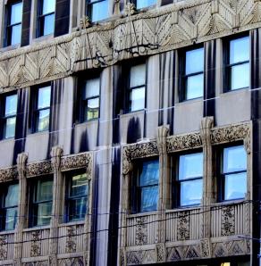 Art Deco facade, Cleveland