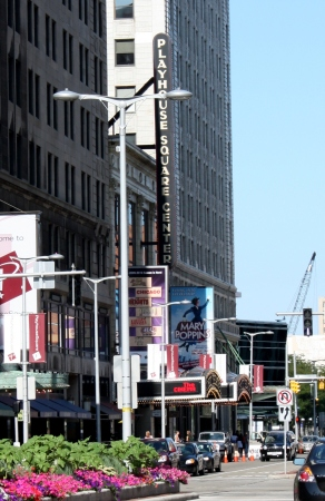 Playhouse Square, Cleveland