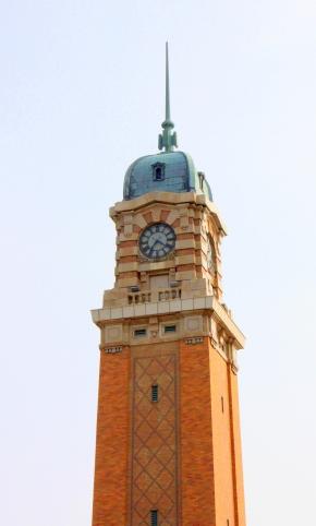 West Side Market clocktower