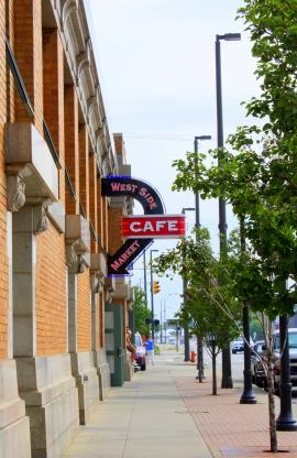 Cleveland's West Side Market Cafe