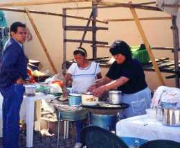 Street food, Dolores Hidalgo