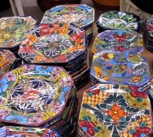 Ceramics workshop. Dolores Hidalgo