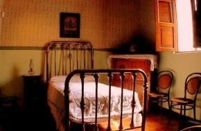Bedroom, Casa Diego Rivera, Guanajuato