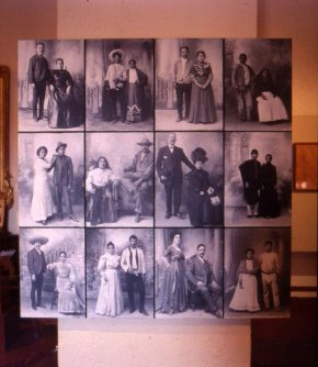 Rivera family photos, Casa Diego Rivera, Guanajuato