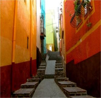 Centro Historico, Guanajuato, Mexico