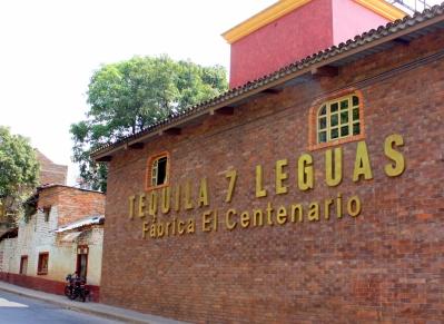 7 Leguas tequila distillery, Atontonillco El Alto, Jalisco, Mexico