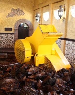 Modern piña mill