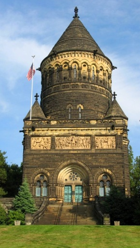 Garfield Monument, Lakeview Cemetery, Cleveland