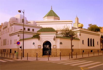 Paris Grand Mosque 001